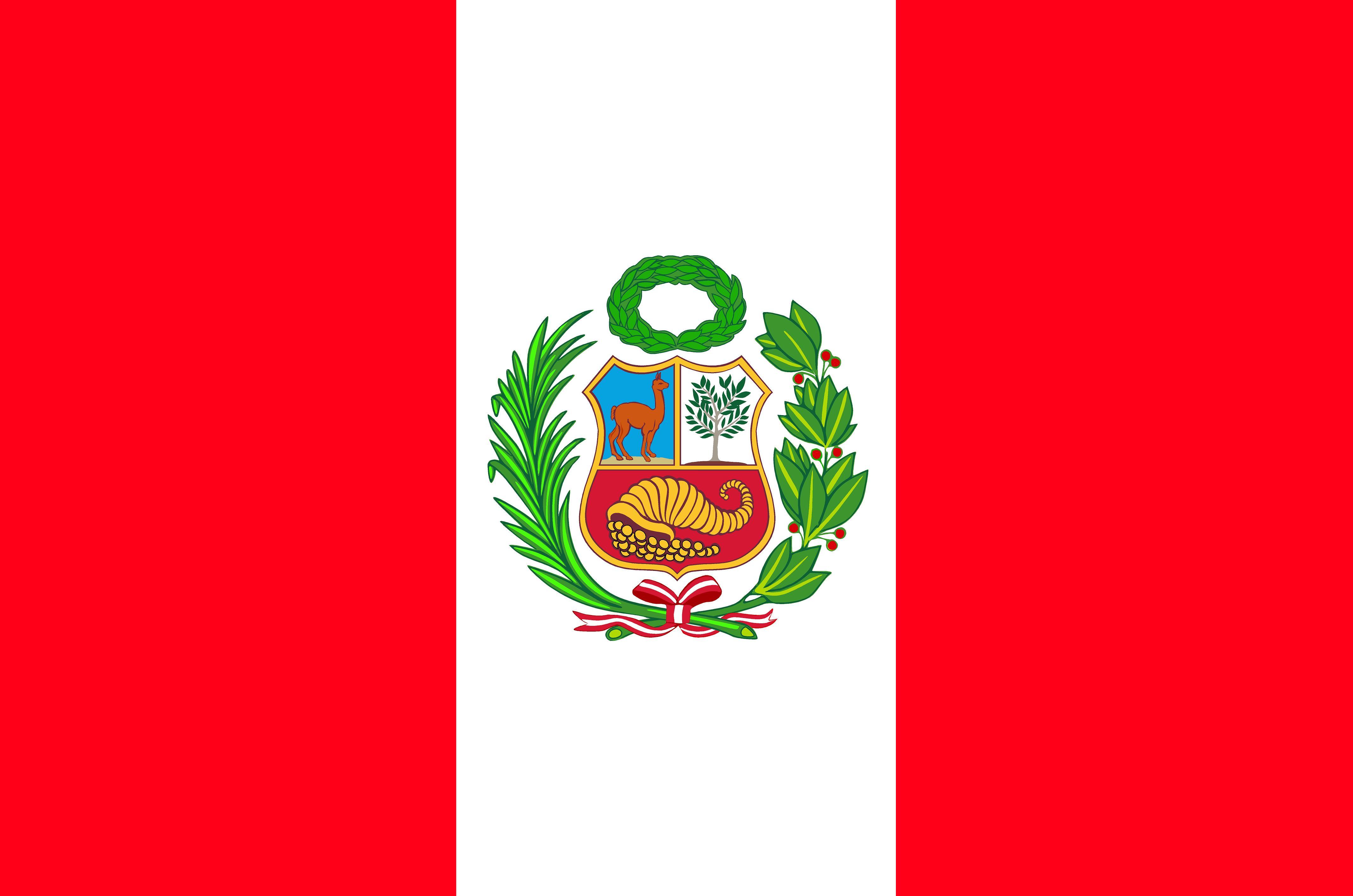 drapeau perou